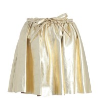 Zimmerman metallic skirt